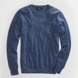 J. Crew Heathered Sweatshirt Sweater